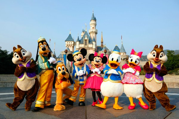 Les secrets de Disneyland Paris