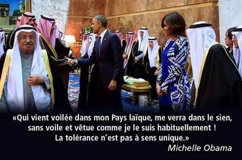 Bien dit Michelle!