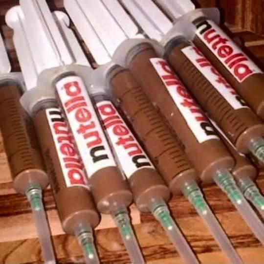 Si l'on  doit se droguer  autant prendre ceci!