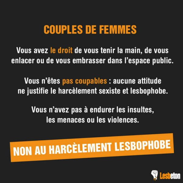 Campagnes contre le harcèlement