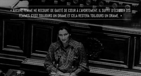 Citation Simone Veil