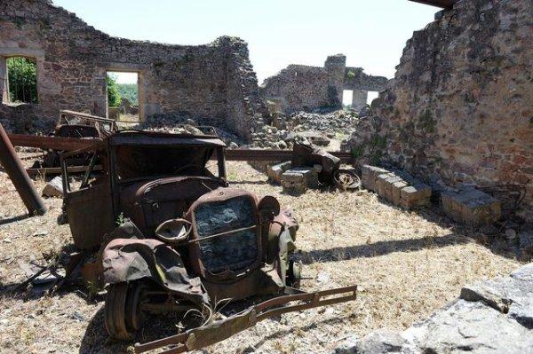 75 ans du massacre de Oradour sur Glane