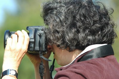 chasseuse d'image