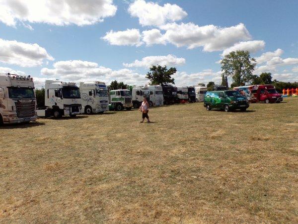 le petit truck de champigné 2017 a voir sur zeydermaquettes