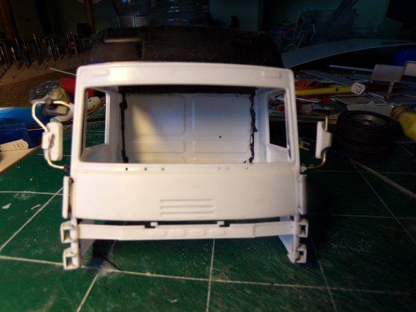 R420 air disc !!07 !! angles de cabine et rétros