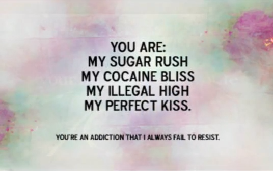 Que je t'aime..♡