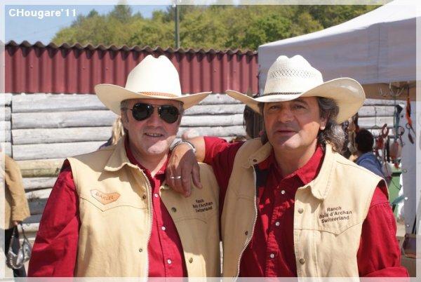 Team Penning au Ranch -> Dans les coulisses