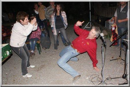 Sortie d'été -> Dancing