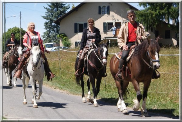 Sortie d'été -> La cavalerie du samedi