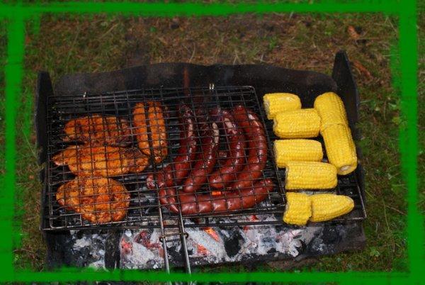 Un dimanche de juin -> A nos estomacs!
