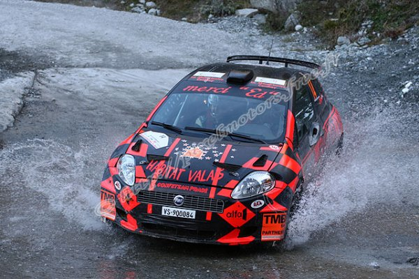Valais -> Rallye automobile international