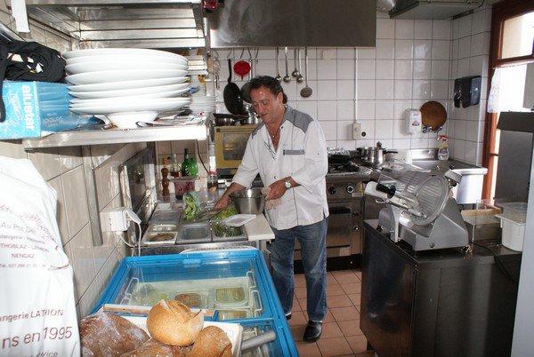 Valais -> Chez Michel