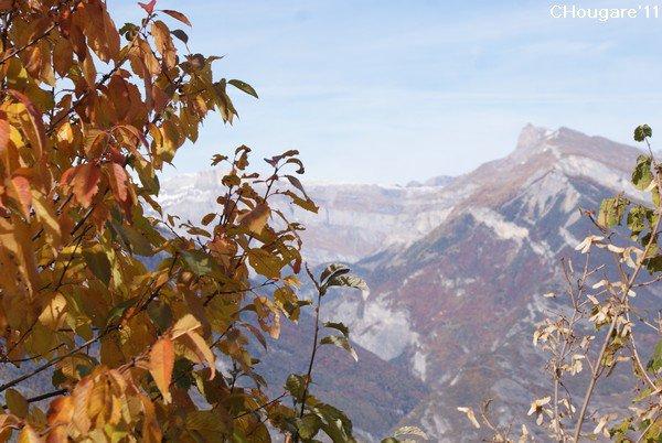 Bel automne en Valais