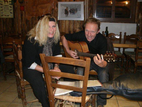 Anni N'Estelle... musique!