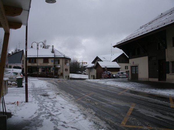 Première neige officielle