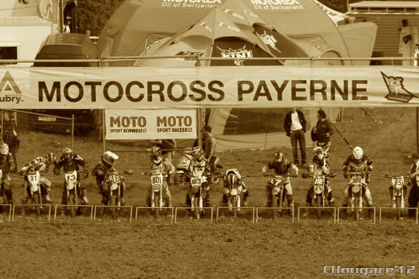 Motocross de Payerne