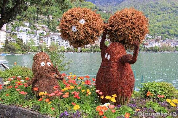 Sur Montreux...