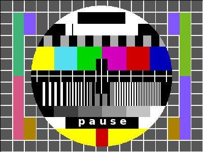 Pause...