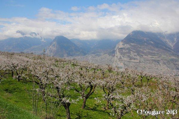 Un dimanche en Valais...