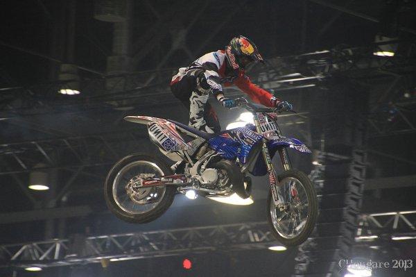 Supercross à Genève… magique!