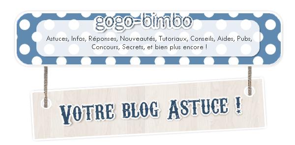 Blog astuce Ma-bimbo