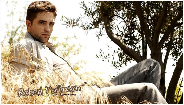 . Ta nouvelle source sur le craquant Robert Pattinson pour suivre toute son actu' ! .