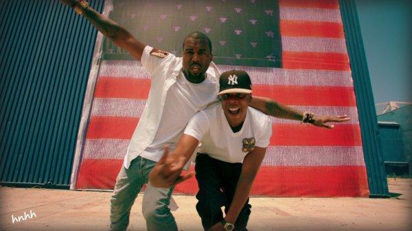 """JAY Z & Kanye West - """"Otis"""" (by HNHH)"""