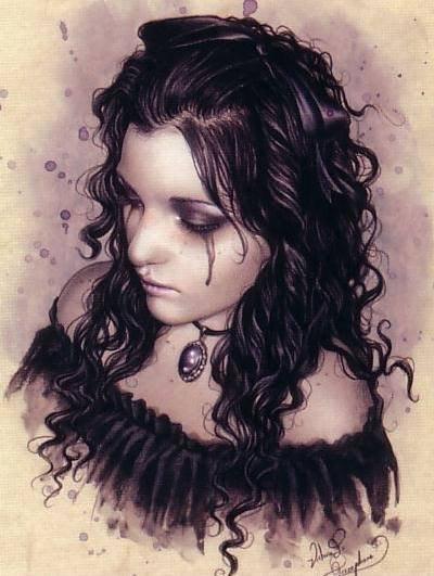 Les femmes gothiques