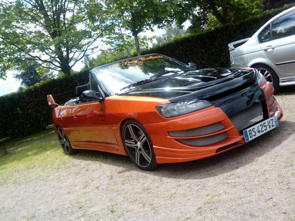 meeting tuning du transform car paray le monial