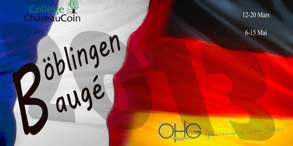 Cette année, c'est Böblingen!