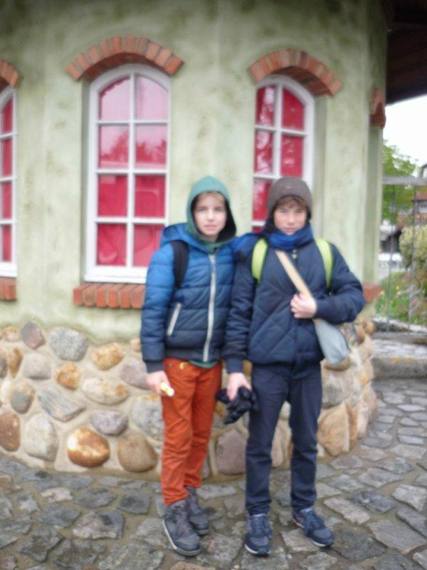 Nicolas et Lasse