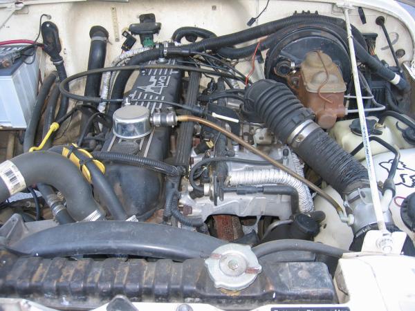 Jeep Cj7 Engine 258