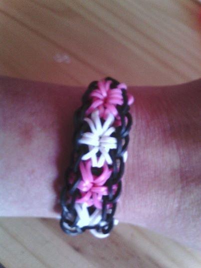 mes premiers bracelets