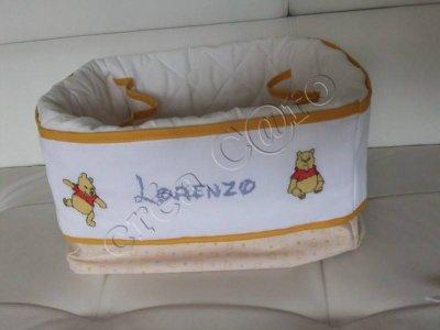 cadeaux de naissance de Lorenzo. Le fils de mon neveu