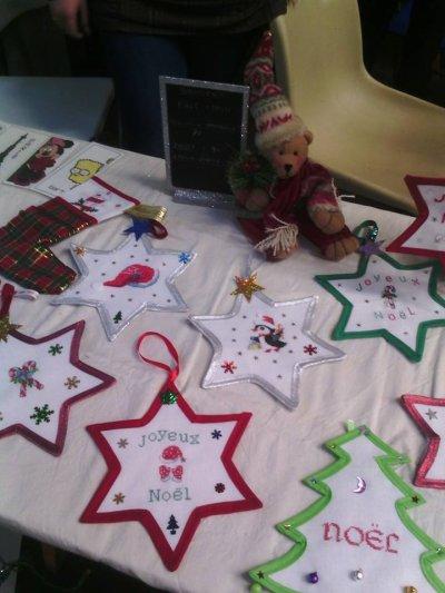 quelques photos de mon marché de Noël le 6 ET 7 décembre