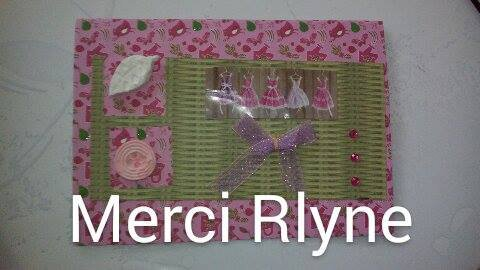 l avancée de ma geisha et une tite carte de Rlyne