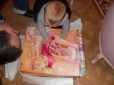 Lùnah et ses Cadeau de Noel