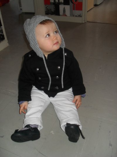 1 ans Baby Lùnah