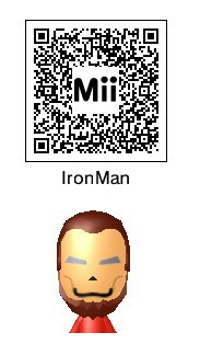Iron Man Blog De Mii 3ds
