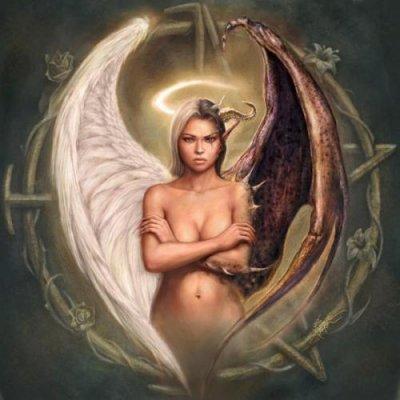 Ange ou demon?
