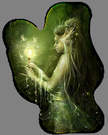 poême elfique