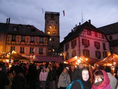 Marché médiéval de Ribeauvillé