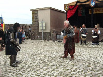 Festival médiéval de Bitche