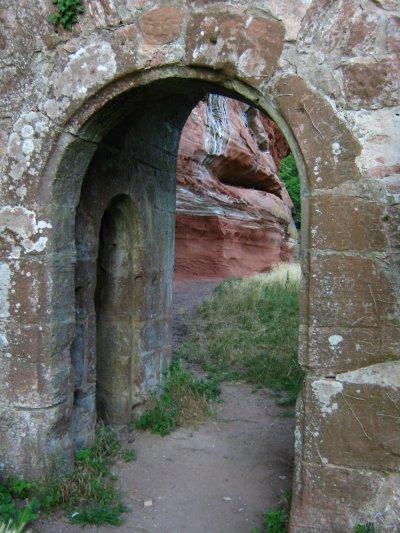 Le chateau du Falkenstein
