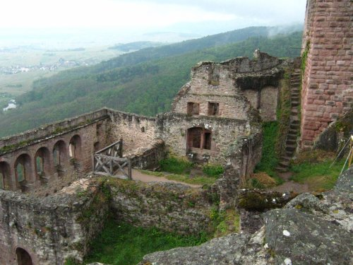 Château st Ulrich