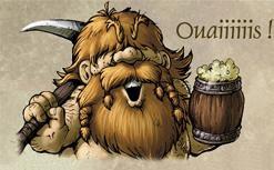 Thor'gad, Gardien du tonneau enchanté ; Nain guerrier. 3222828317_1_10_ENBOBXZD