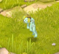 Archère en herbe