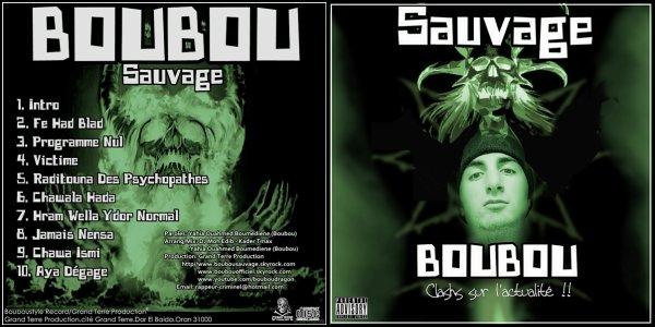 SAUVAGE (2eme album solo sortie en 2011)