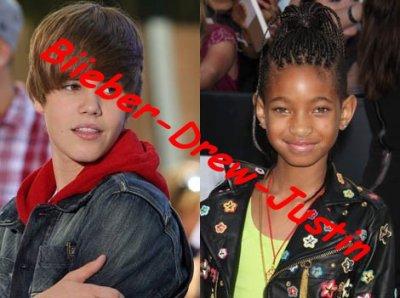 Justin et Willow Smith