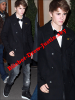 Justin arrive  a Paris